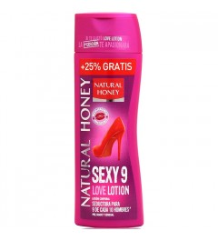natural honey sexy 9 love lotion 330ML