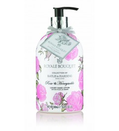 Baylis and Harding royale bouquet rose and honey suckle lotion pour mains 500ML