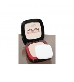 L'OREAL INFALLIBLE  24H POUDRE 225 BEIGE 9G
